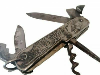 Couteau Jaures Brocante Castres