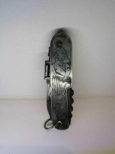 Couteau Jaures Brocante Castres 2