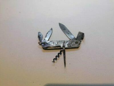 Couteau Jaures Brocante Castres 4