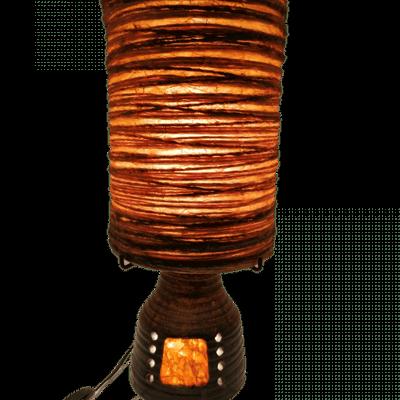 Lampe Accolay vintage design Georges Pelletier 1960/70 | brocante en ligne